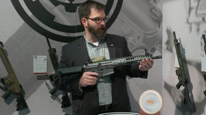 New For 2016: LWRCI's Cutting-Edge CSASS 7.62mm Rifle