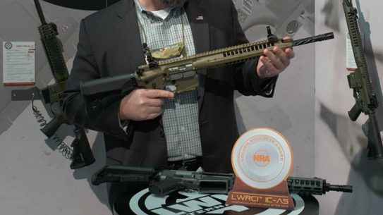 IC-A5: LWRCI's Award-Winning, Suppressor-Ready Rifle