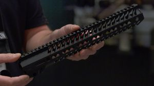 Seekins Precision NOXs Handguard SHOT Show 2016