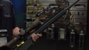 Seekins Precision SP3 Handguard & Scope Mount Ruger Precision Rifle