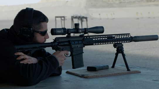 Sig Sauer SIG716 Gen2 DMR 7.62mm NATO Rifle SHOT Show 2016