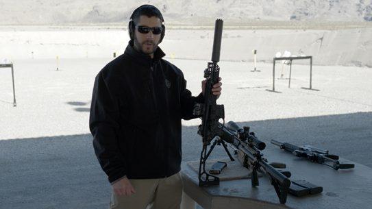 Sig Sauer Modular Carbine MCX SHOT Show 2016