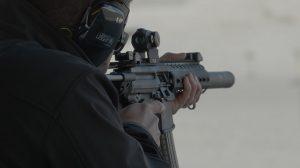 Sig Sauer MPX 9mm Pistol-Caliber Carbine SHOT Show 2016
