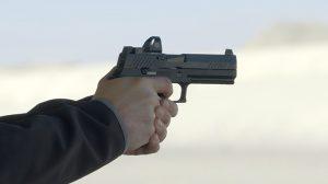 Sig Sauer P320 Pistol SHOT Show 2016