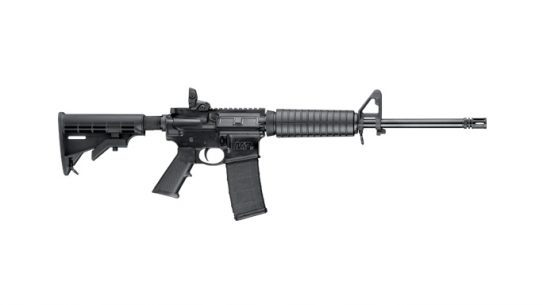 Smith & Wesson M&P15 Sport II Rifle SHOT Show 2016