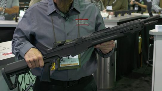 Springfield SOCOM 16 CQB 7.62mm Rifle SHOT Show 2016