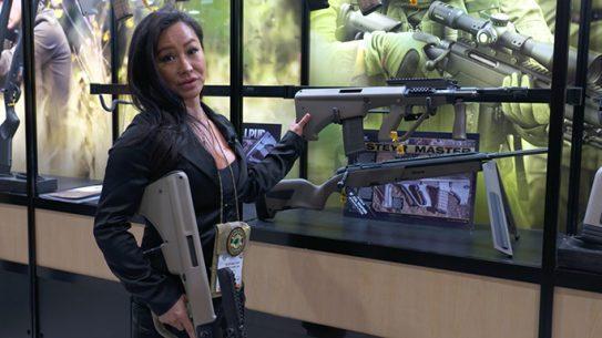 Steyr Arms AUG/A3 M1 Bullpup Rifle SHOT Show 2016