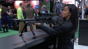 Steyr Arms Redesigned HS .50-M1 Rifle SHOT Show 2016