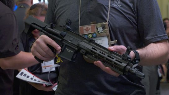 Troy Accessories SHOT Show 2016