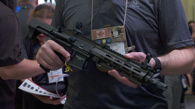 Troy Unveils Next-Gen AR & HK416 Accessories