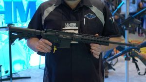Yankee Hill Machine 9mm KR7 Carbine SHOT Show 2016