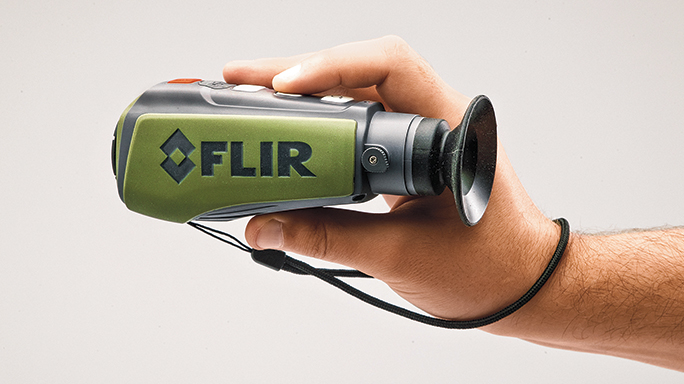Night-Vision Gear 2016 FLIR Scout II