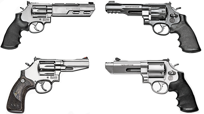 Reinventing The Wheel 10 Elite Revolvers From Smith Wesson