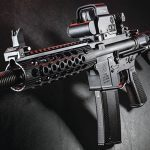 test Troy M7A1 PDW lead