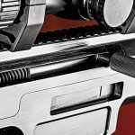 Test Alexander Arms Ulfberht rifle charging handle