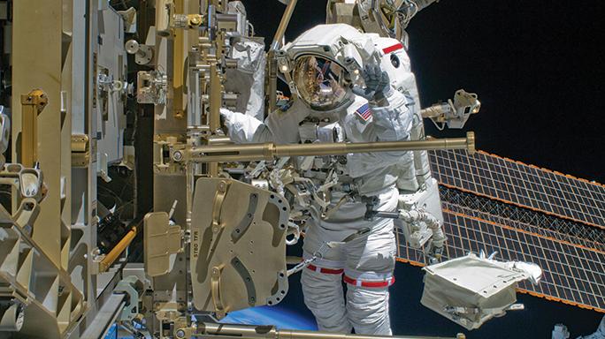 NASA U.S. Army Soldier Astronaut Application