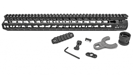 Bravo Company Manufacturing KMR-A Handguards lead