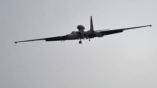 U-2S reconnaissance aircraft flying U.S. Air Force