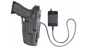Safariland VIEVU Body Camera Auto-Activation Holster Belt