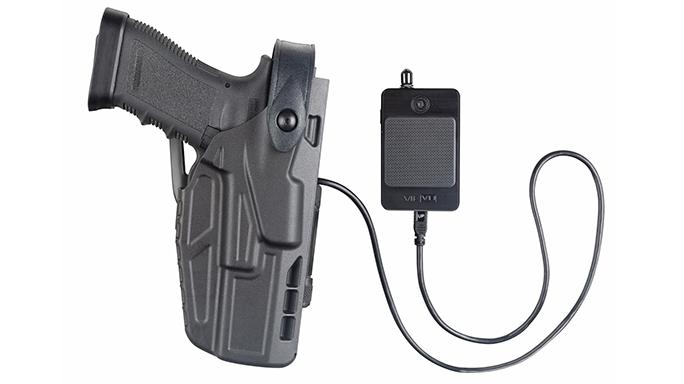 Safariland VIEVU Body Camera Auto-Activation Holster Belt