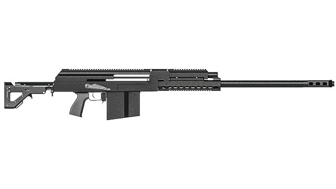 The AK Guy AK-50 .50 BMG lead