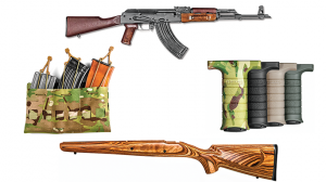 5 New Products From AK-47 & Soviet Weapons 2016