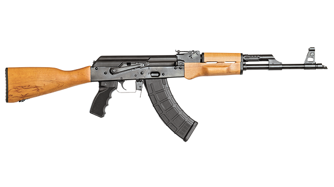Century Arms RAS47 AKM Carbine lead