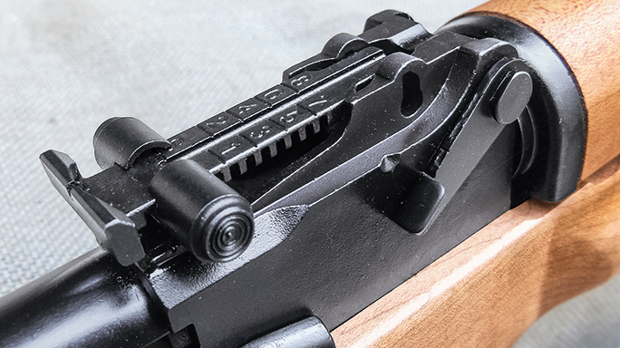 Century Arms RAS47 AKM Carbine sight