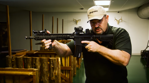 Larry Vickers Controlling Your Carbine Video