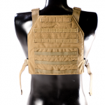 Ares Armor Minuteman Plate Carrier back