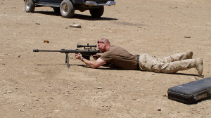 Barrett M82 M107 .50 Caliber Tennessee