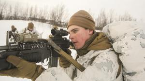 Black Sea Rotational Force Norway Arctic Training
