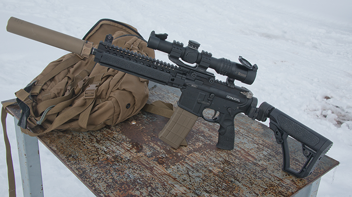 Daniel Defense DDM4 300S exclusive lead