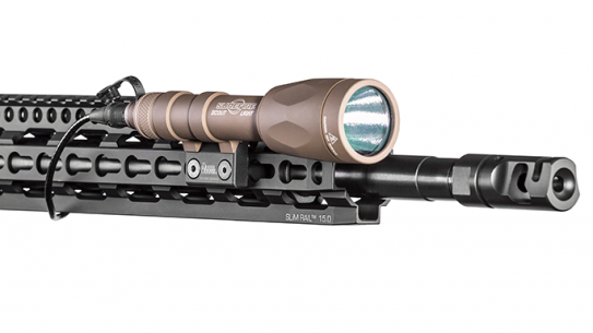 Daniel Defense KeyMod Scout Light Mount lead