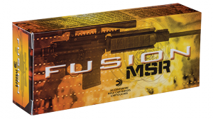 Federal Premium 90-Grain 6.8 SPC Fusion MSR Ammo