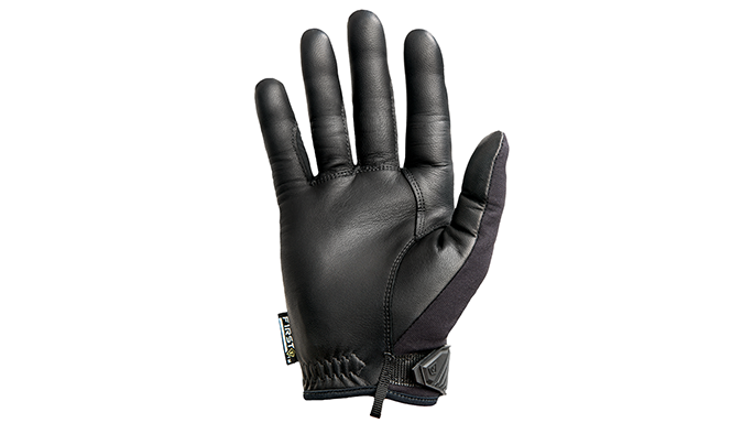 First Tactical Hard Knuckle Glove palm