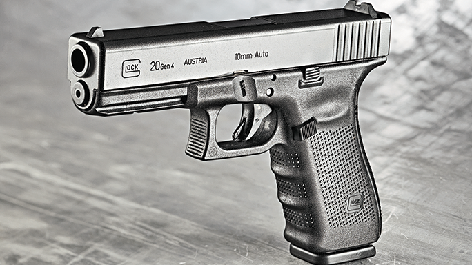 Glock Buyer's Guide 2016 Glock 20 Gen4