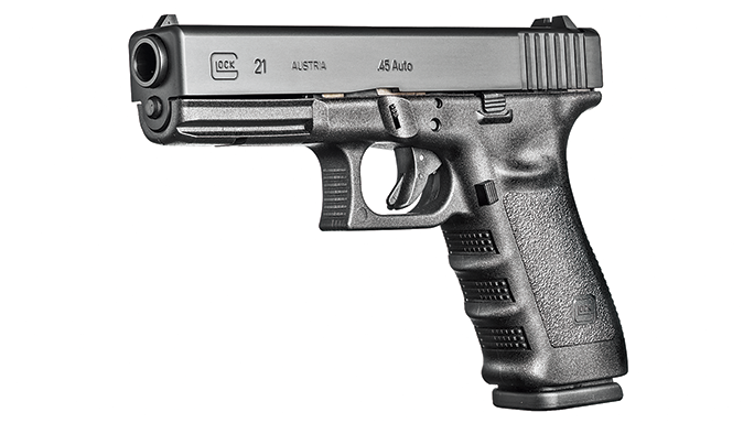 Glock Buyer's Guide 2016 Glock 21 SF