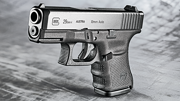 Glock Buyer's Guide 2016 Glock 29 Gen4
