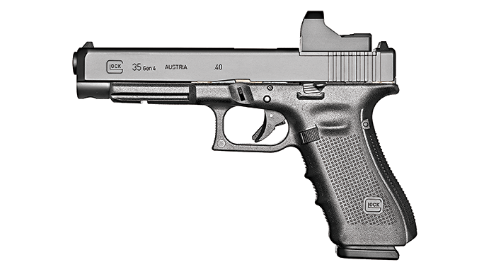 Glock Buyer's Guide 2016 Glock 35 Gen4 MOS