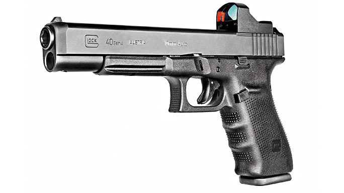 Glock Buyer's Guide 2016 Glock 40 Gen4 MOS
