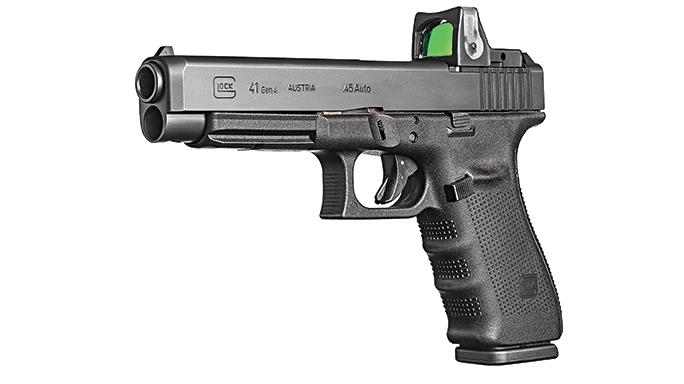 Glock Buyer's Guide 2016 Glock 41 Gen4 MOS