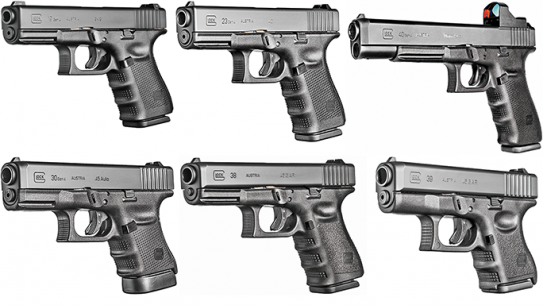 Glocks Galore: The Ultimate Glock Buyer's Guide