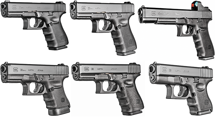 Glocks Galore: The Ultimate Glock Buyer's Guide