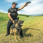 Castle Rock Police Glock K-9