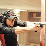 Self-Defense Competitive Shooting range