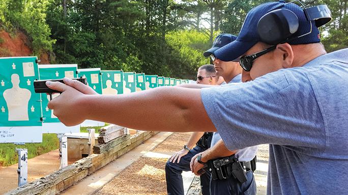 Georgia State Patrol Glock 43 lead