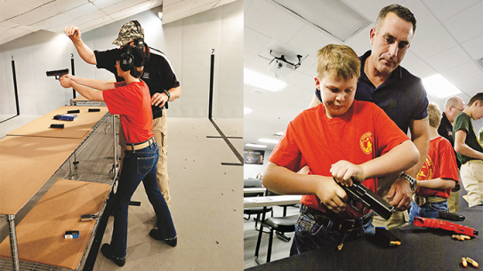 Glock help 2016 Young Marines