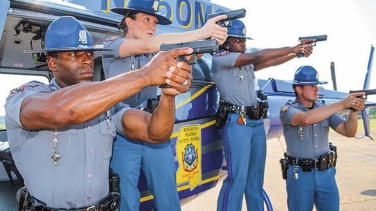 Mississippi Highway Patrol Glock 17 lead