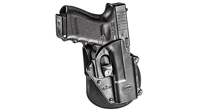 4 New Holsters Suited For Glock MOS Pistols